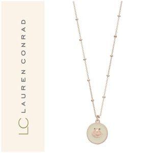BNWT LC Lauren Conrad Shell Necklace